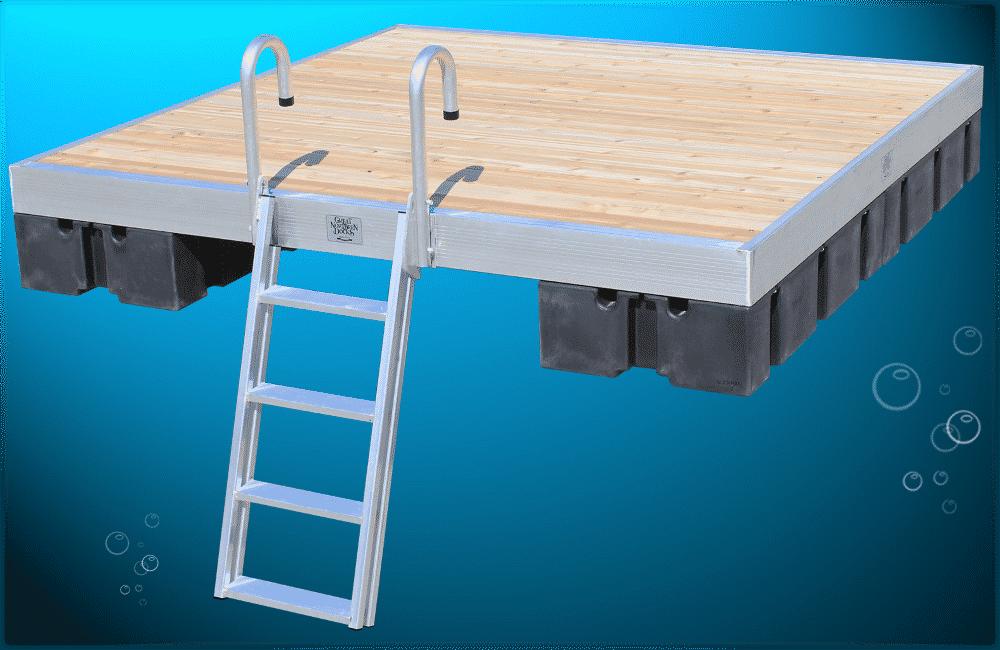 Aluminum Raft Duralite Boat Docks