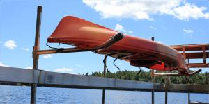 "Kayak / Canoe Arm 36"" Aluminum"