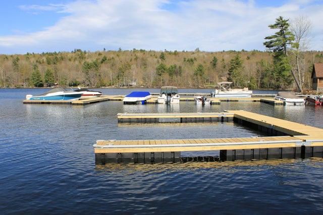 Facts Amp Specs Commercial Wood Docks Boat Docks