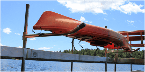 Canoe/Kayak Storage