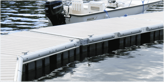 DuraLite Aluminum Frame Docks