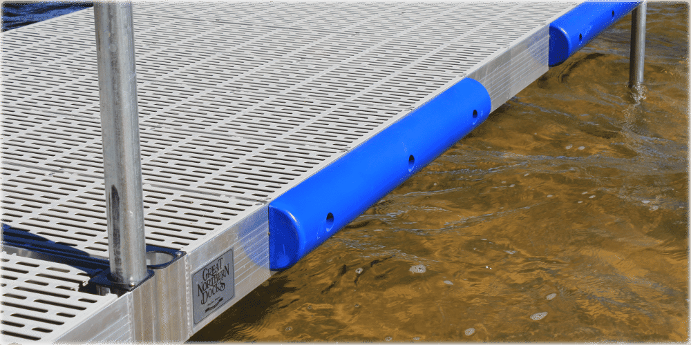 Accessories: Floating Wood Docks - Boat Docks
