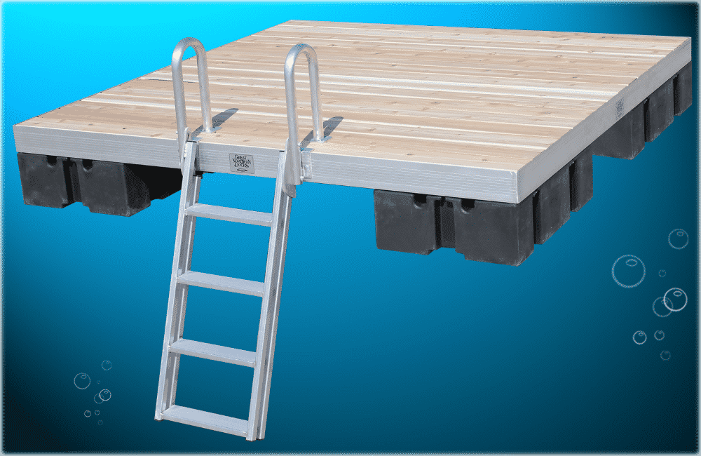Aluminum Raft Featherlite Boat Docks