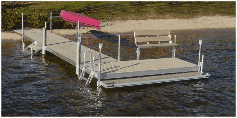 FeatherLite Dock System with Accessories