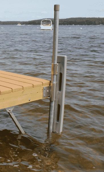 Stationary Wood Docks - Boat Docks