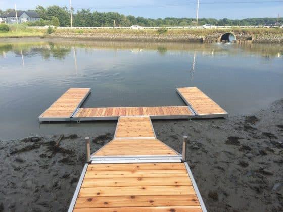 tidal dock