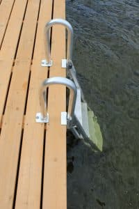 20º Swim Ladder