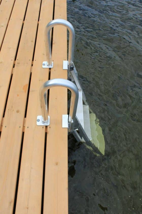 20º Swim Ladder
