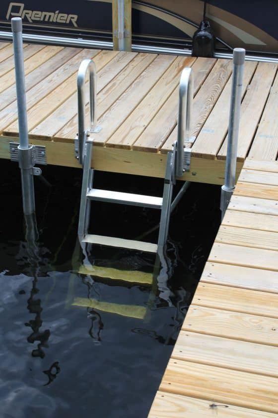 Accessories Stationary Wood Docks Boat Docks