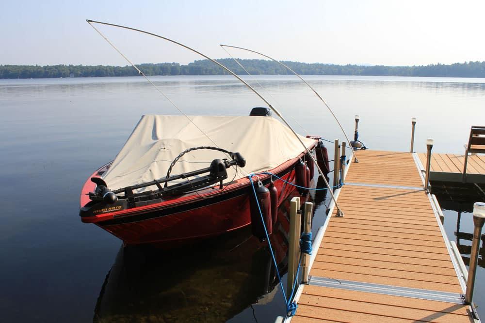 Accessories Floating Aluminum Docks Boat Docks