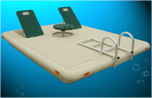 Plastic Swim Rafts