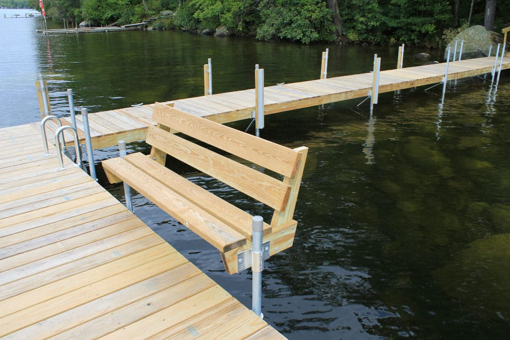 Wood Floating Dock Plans - Bing images