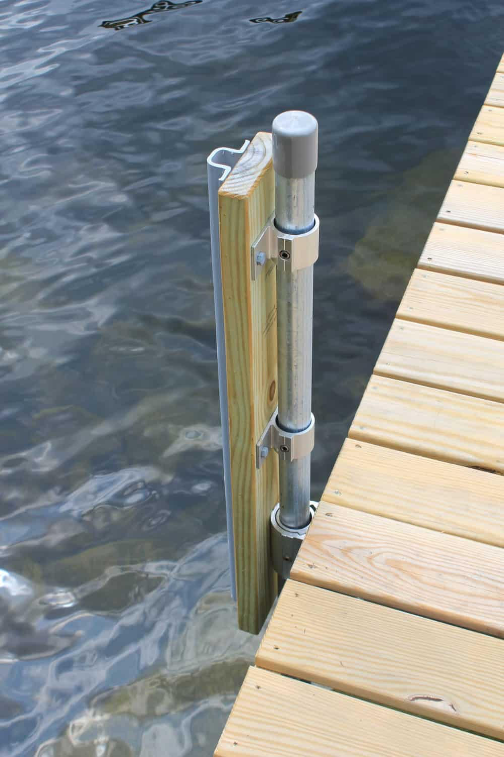 Accessories: Stationary Wood Docks - Boat Docks