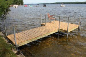 Facts & Specs: Stationary Wood Docks - Boat Docks