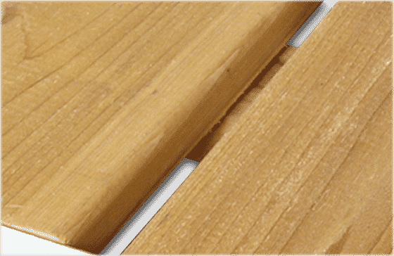DuraLite docks available with Natural Red Cedar decking.