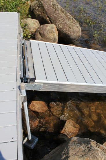 Floating Aluminum Docks Great Northern Docks