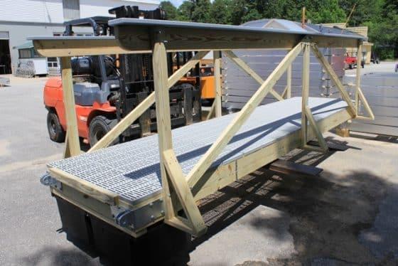 Truss Ramp Rail