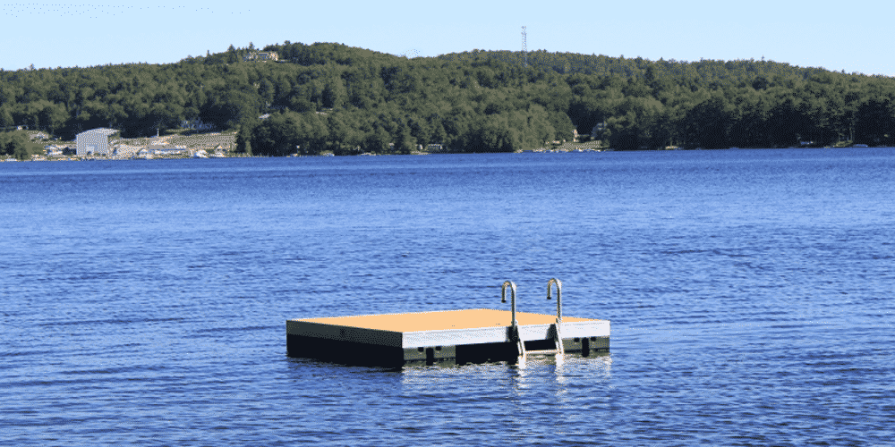 Swim Rafts Great Northern Docks