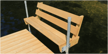 RC Dock Bench