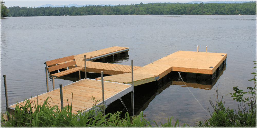 wood floating dock plans bing images. Black Bedroom Furniture Sets. Home Design Ideas
