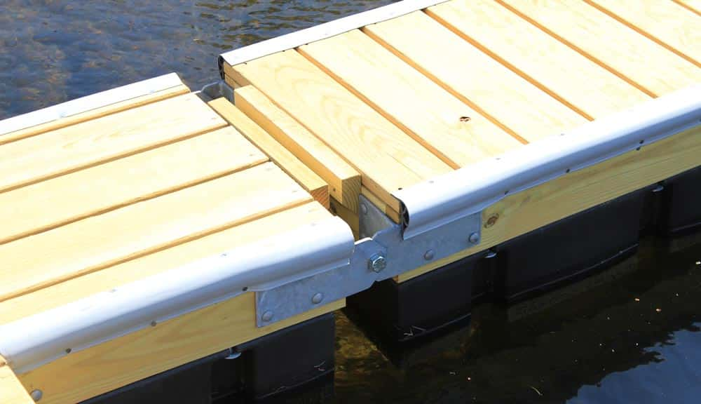 Floating Dock Hardware