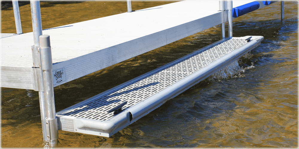 Boarding Steps - Boat Docks