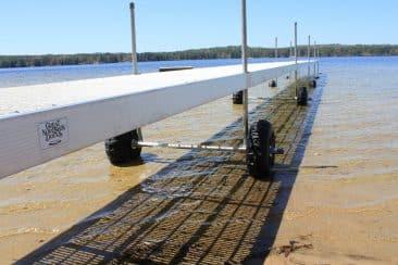 Rolling Docks