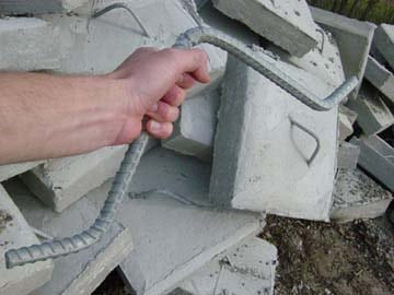 Concrete Anchor 285 lb #Concrete 9029 (Curbside pickup Only)