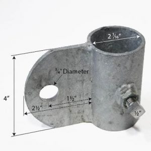Shore Anchor Bracket #6014