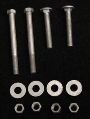 "10"" Cleat Bolt Kit (2 Pack) #9263"