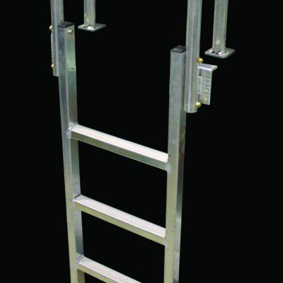 "Dock Ladder Aluminum ""Vertical"" #9078W"