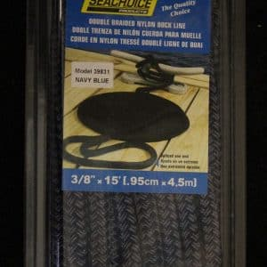 Dock Line Navy Blue (2 pack) #2244NAVY