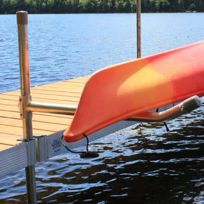 Kayak & Canoe Arm #9401 (single arm)