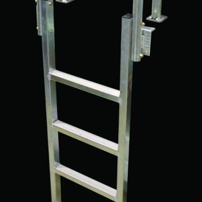 "Dock Ladder Aluminum ""Vertical 5 Step"" #9078-5"