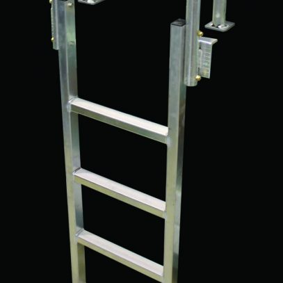 "Dock Ladder Aluminum ""Vertical 5 Step"" #9078-5"