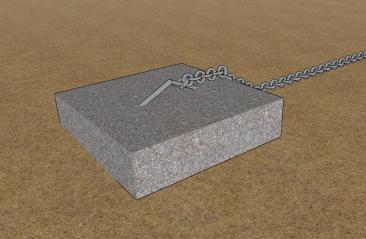 Concrete Anchor Rod