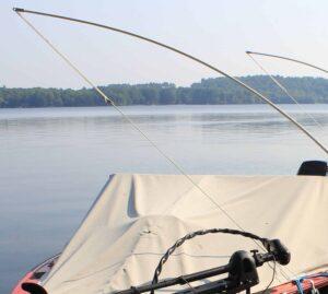 Mooring Whips SE-100 #2150