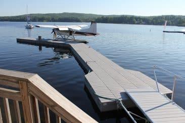Sea Plane Docks