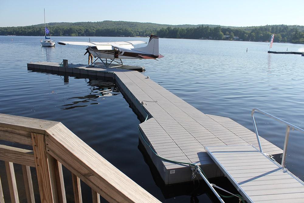 Modular Plastic Docks Boat Docks
