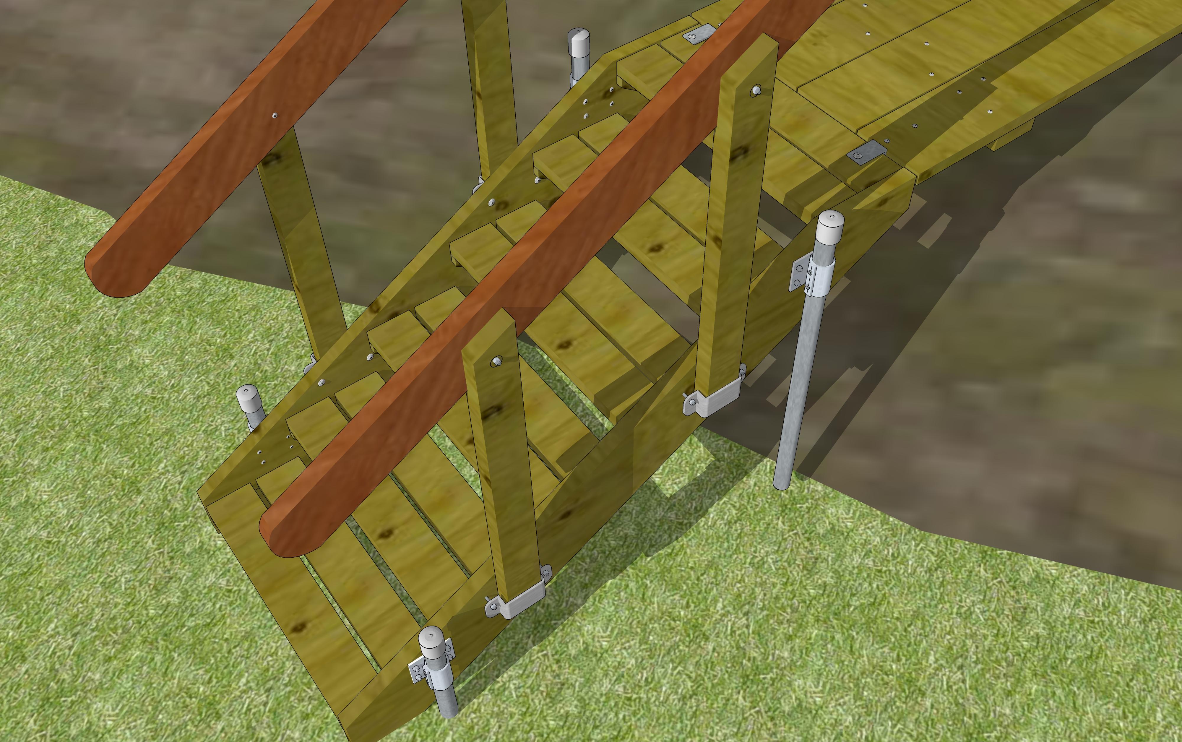 Stairrailing