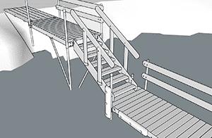 Wood Dock Parts PDF
