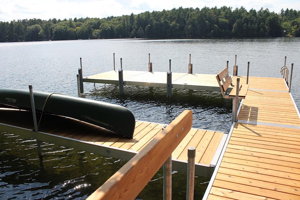 DuraLITE Premium Grade Aluminum Docks - Boat Docks
