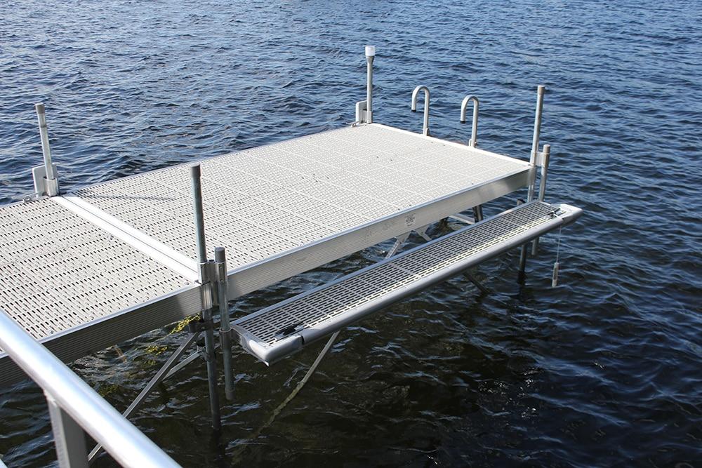 Stationary Dock Hardware Great Northern Docks