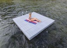 Portable Swim Rafts