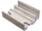 Aluminum J Bracket #9167 (Two per pack)