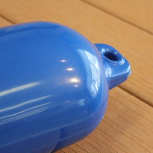 "Boat Bumper 8 ½"" x 27""-blue 2247b"
